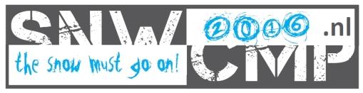 SNWCMP 2016 logo flyer